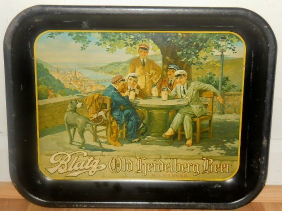 Blatz Old Heidelberg Beer