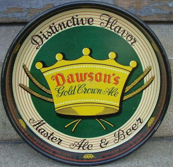 Dawson's Gold Crown Ale