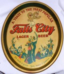Falls City Lager Beer