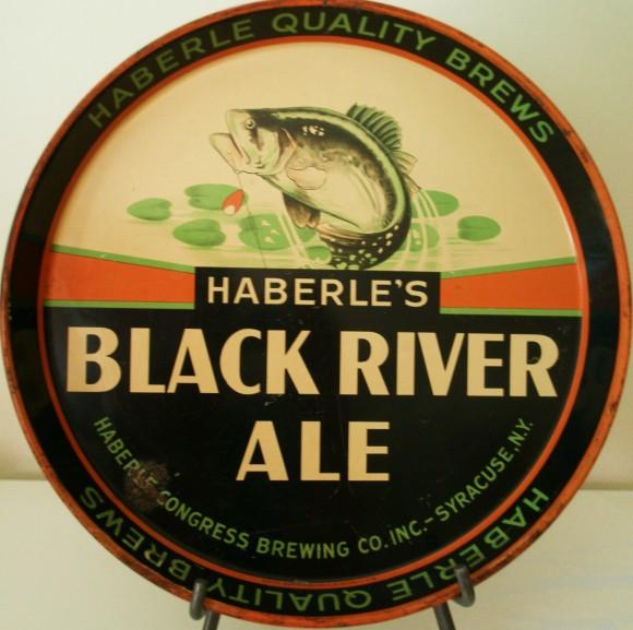 Haberle's Black River Ale