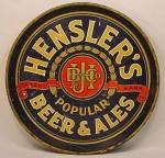 Hensler's Brewery