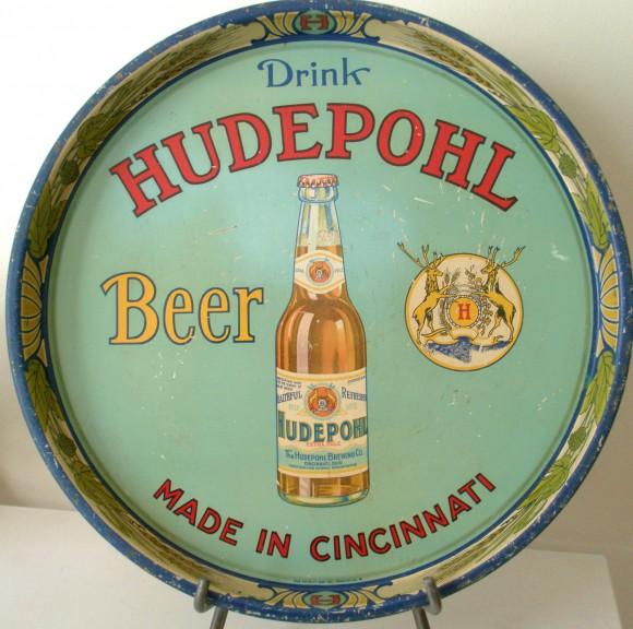 Hudepohl Beer