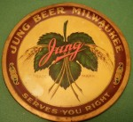 Jung Beer Milwaukee with Leaf