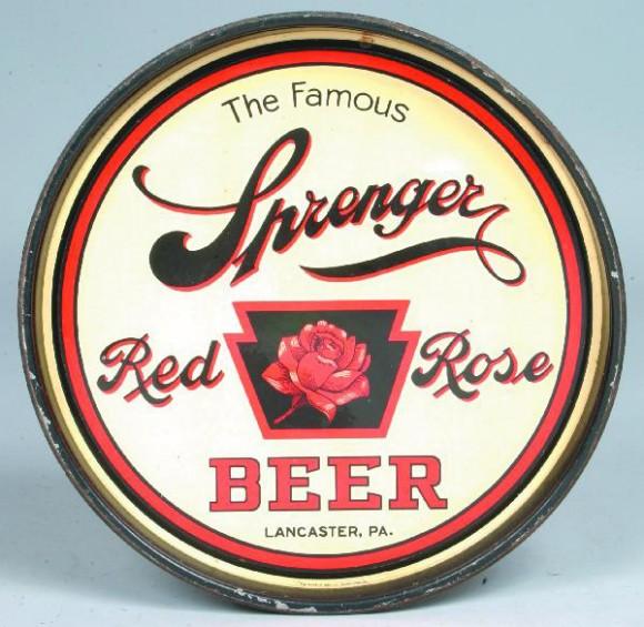 Sprenger Red Rose Beer