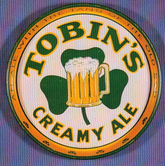 Tobin's Creamy Ale