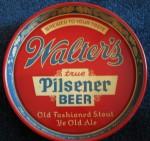 Walter's Pilsener Beer