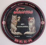 Tacoma Cats Beer Tray