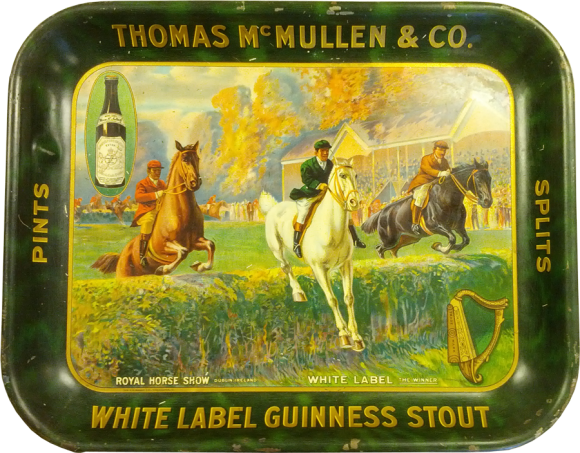 McMullen & Co. Guinness Stout