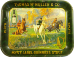 New Addition to Site: Guinness White Label Tray