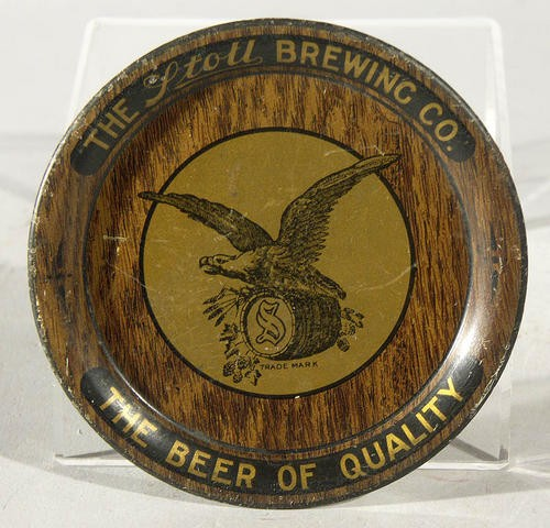 The Stoll Brewing Co. The Beer of Quality, S Trade Mark
