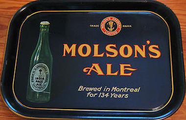 Molson's Ale