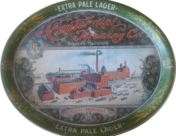 Centennial Brewing Co