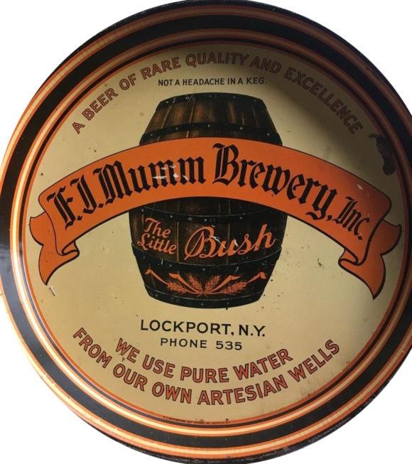 F. J. Mumm Brewery