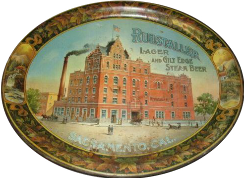 Ruhstaller's Gilt Edge Beer