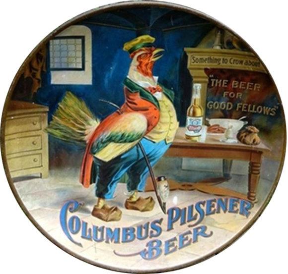 Columbus Pilsener Beer