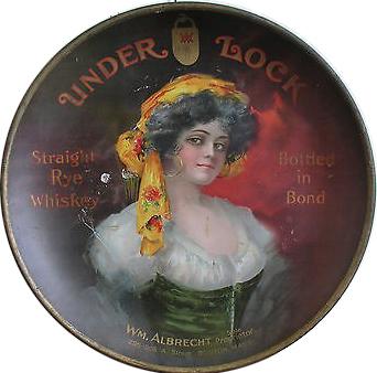 Under Lock Rye Whisky
