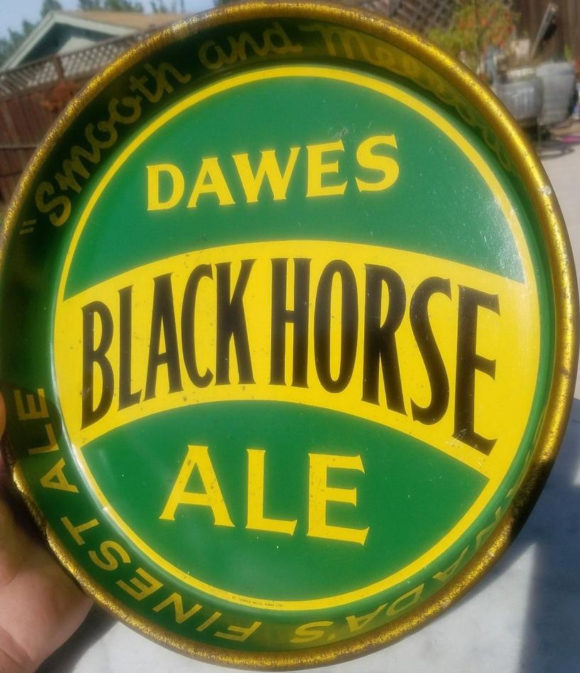 Dawes Black Horse Beer