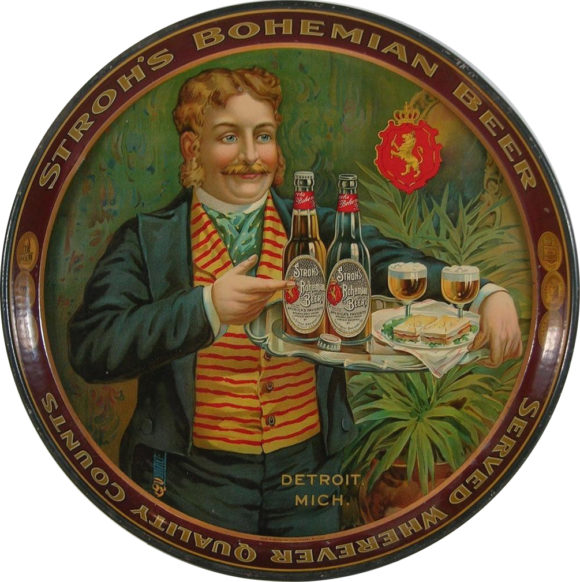 Stroh Brewery Co