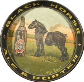 Black Horse Ale Dawes Brewery